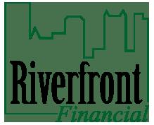 Riverfront Financial, Logo