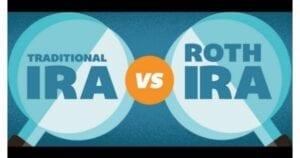 Traditional vs Roth Ira